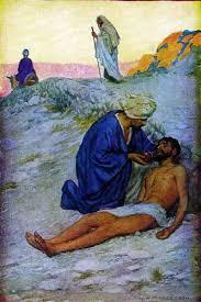 plaatje afbeelding barmhartige samaritaan